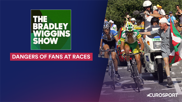'Scary' - Wiggins and Blythe lament dangers of fans at races