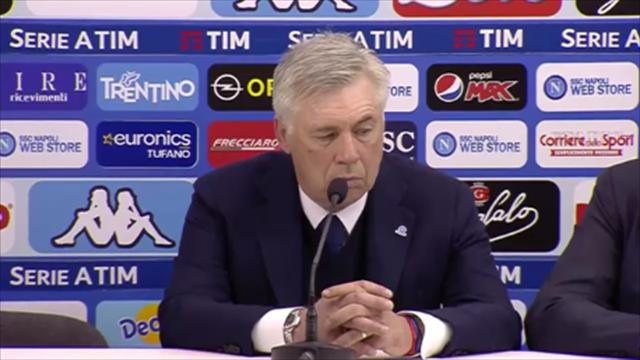 """Ancelotti: """"Ospina? Il medico ha valutato, ma le cose sono peggiorate. L'Arsenal ci darà stimoli"""""""