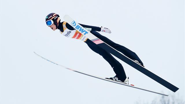 Rezumatele Iernii: Kobayashi câștigă Raw Air; norvegienii, dominanți la CM de biatlon