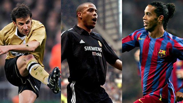 Messi come Del Piero, Ronaldo e Ronaldinho: quando l'ovazione arriva dal pubblico avversario