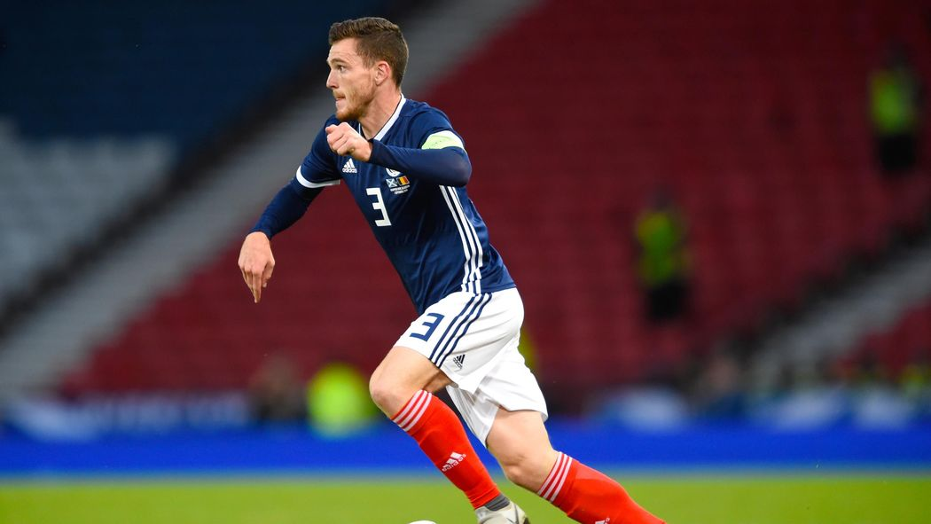 newest 21e7c b292d Football news - Andy Robertson ruled out of Scotland's ...