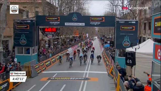 Tirreno-Adriatico: samenvatting zesde etappe