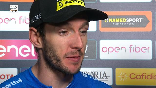 Yates - 'Tomorrow's time trial doesn't suit me but I'll try my best and hopefully it's good enough'