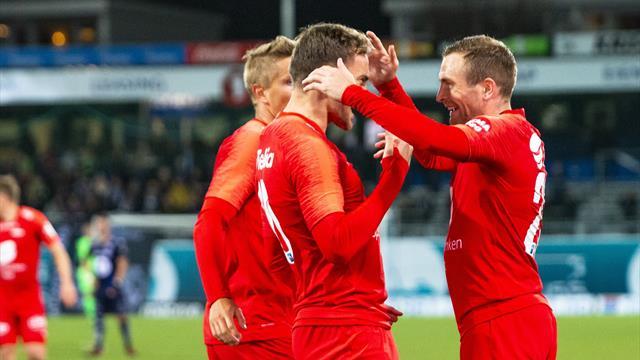 Løkberg fikk «hold kjeft-beskjed» etter sju minutter i Brann-trøya