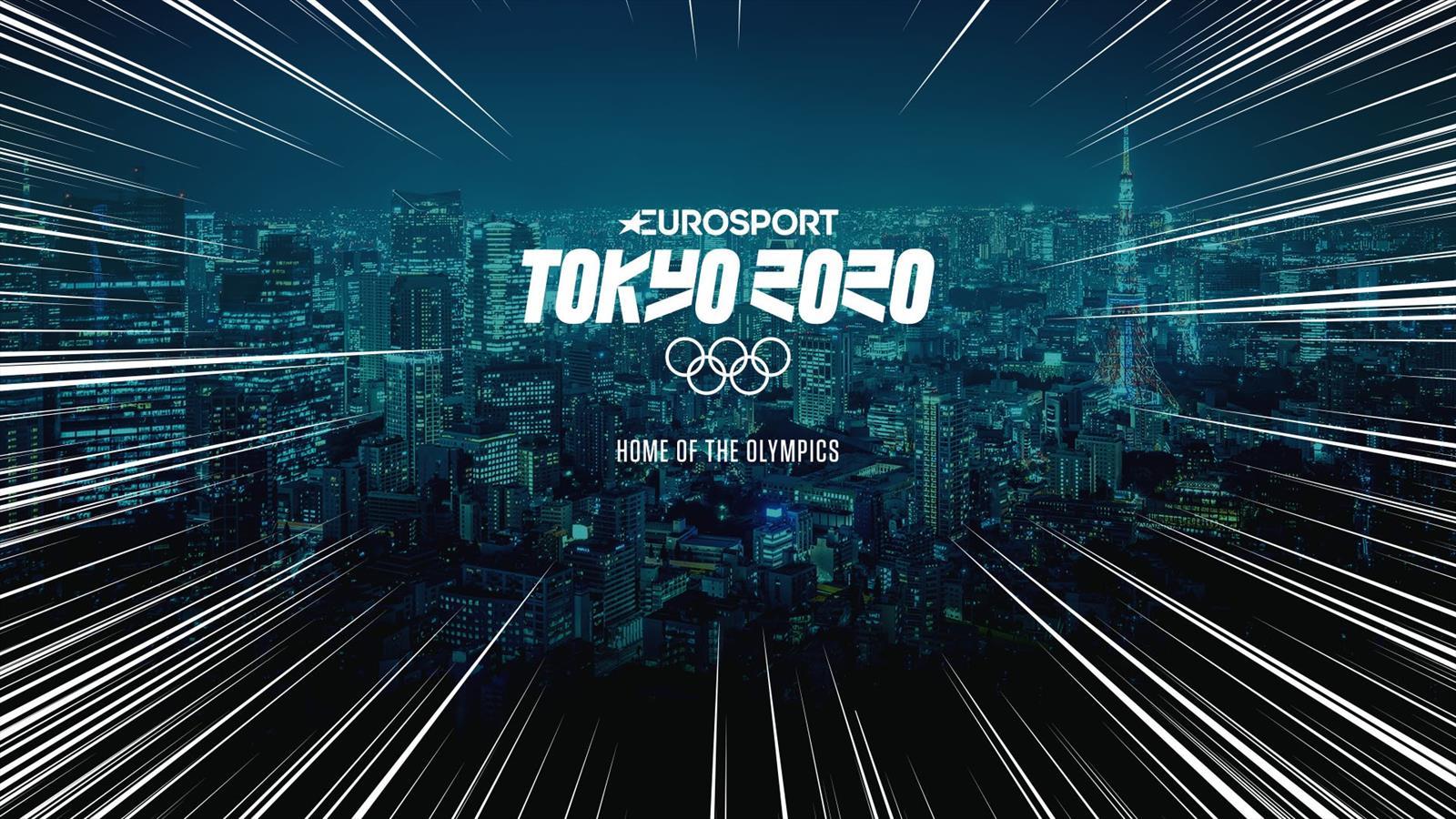 Calendario Serie B 2020 2020.Olympics News Eurosport S Manga Inspired Brand Identity