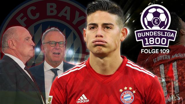 James kaufen? Bloß nicht, FC Bayern!