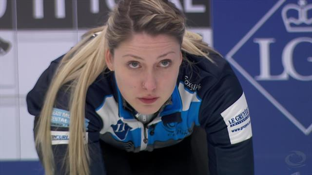 Superb final stone sees Scotland beat Germany in World Curling Championship