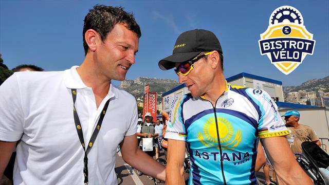 """Vasseur : """"Armstrong, je n'en ai jamais connu un deuxième, c'est quelqu'un d'incroyable"""""""
