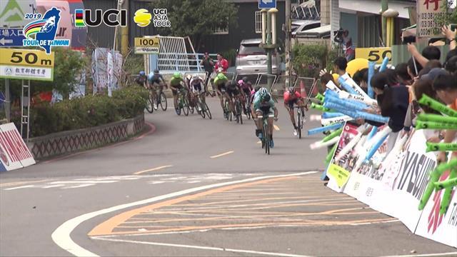 Emotionaler Sieg für Landis-Team in Taiwan