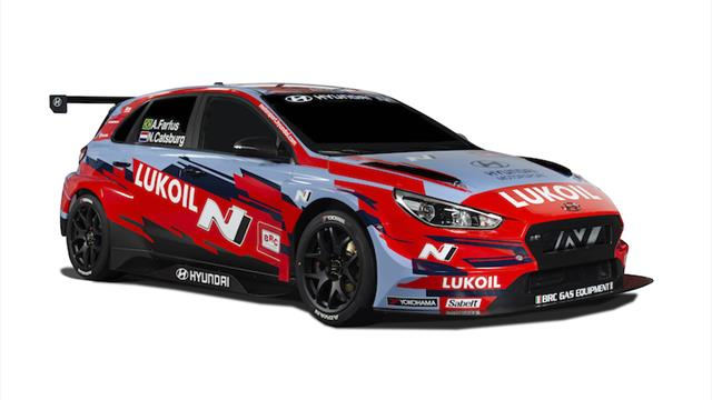 … as does BRC Hyundai N LUKOIL Racing Team ahead of new WTCR season