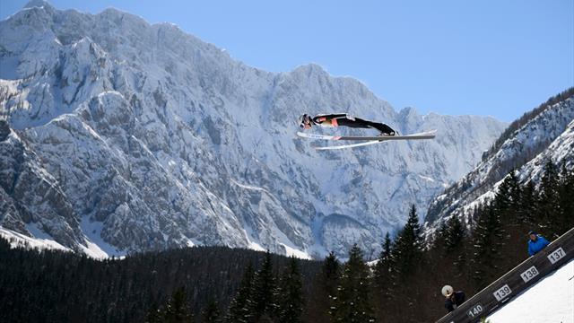 Sărituri cu schiurile: Cupa Mondială se încheie la Planica în direct pe Eurosport