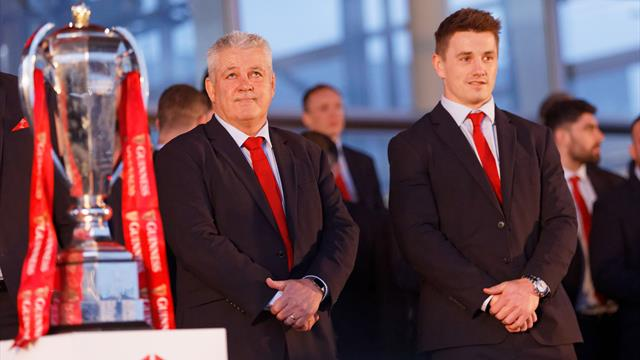 Gatland: Wales can win World Cup