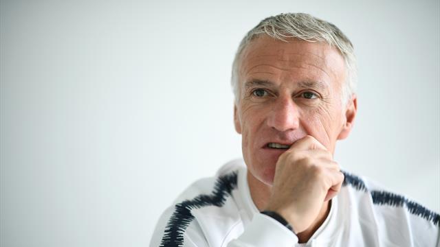 Mandanda, coup d'arrêt ou clap de fin — Equipe de France