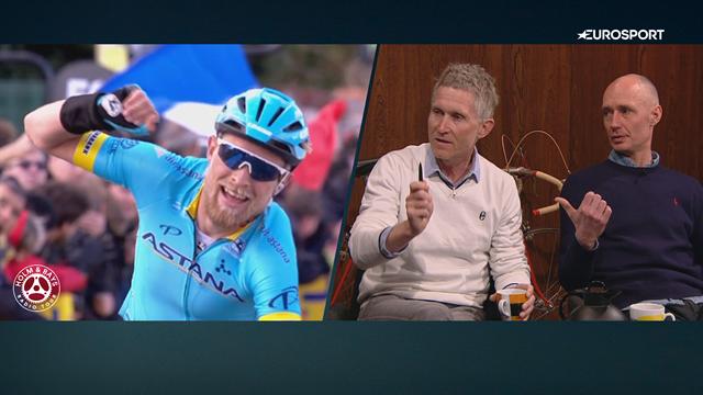 Brian Holm om Magnus Cort: Jeg tror, det er Danmarks næste verdensmester på landevej