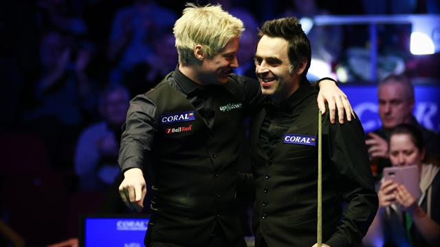 Who has won snooker's big prizes?