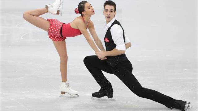 El patinaje español busca su sitio tras la retirada de Javier Fernández