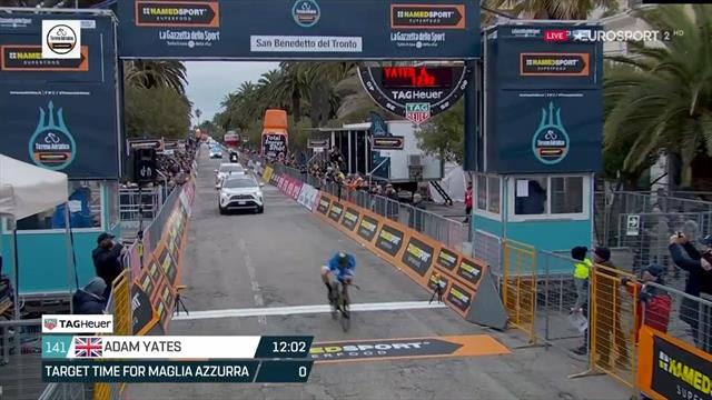 '3, 2, 1… Oh my life!' – Adam Yates so close to victory