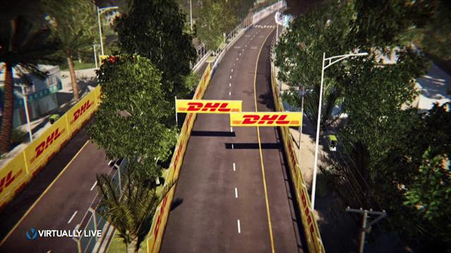 Formula E Sanya: Experience the Haitang Bay Circuit in 3D