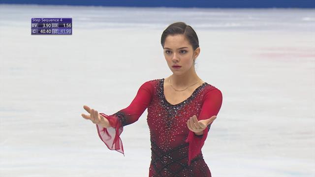 Найдешь недокрут в программе Медведевой? Именно он стоил ей нескольких баллов и места в топ-3
