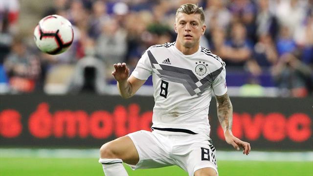 """Ansage von Kroos: """"Sind jetzt schon besser als vor der WM!"""""""