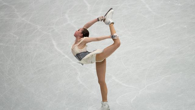 WK Saitama | Zagitova ruim aan kop na korte kür