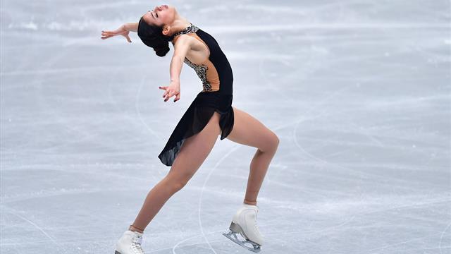 Mundial Saitama: Valentina Matos firma el puesto 34 en su primera participación