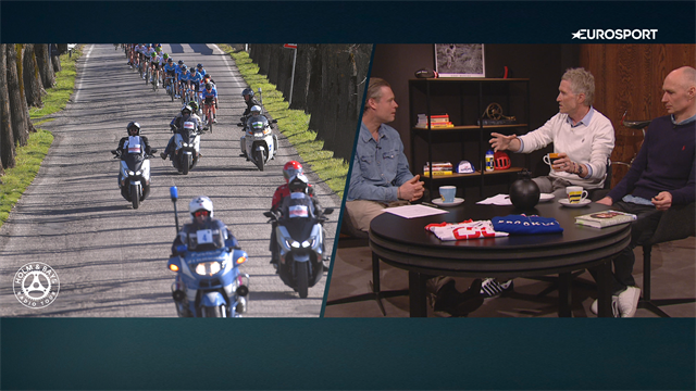 Stort motorcykel-tema i Holm & Bays Radio Tour: Hvordan håndterer man dem, og kan vi undvære dem?
