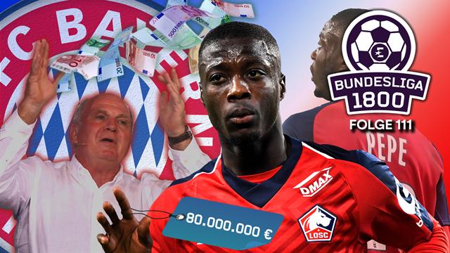 Bundesliga 1800 | Der FC Bayern muss Pépé holen