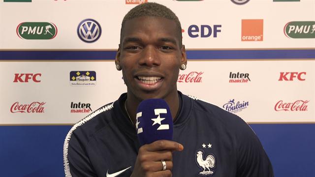 Pogba 'chiama' Zidane: