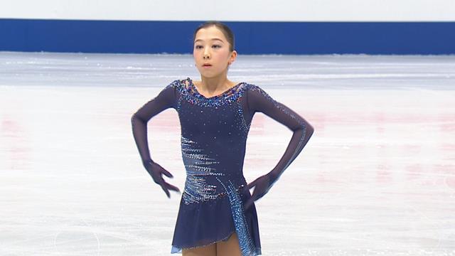 Несравненная Турсынбаева мотыльком покружила над ареной и покорила японскую публику