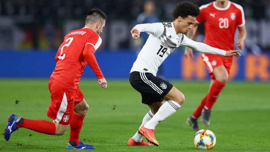 Testspiel Deutschland Serbien Jetzt Live Im Tv Und Im