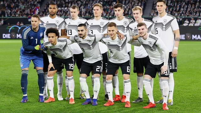 Deutschland Serbien