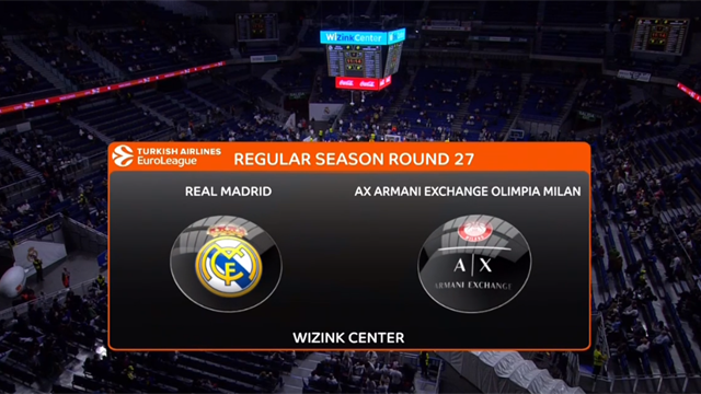 Highlights: Real Madrid–AX Armani Exchange Olimpia Milano 92-89