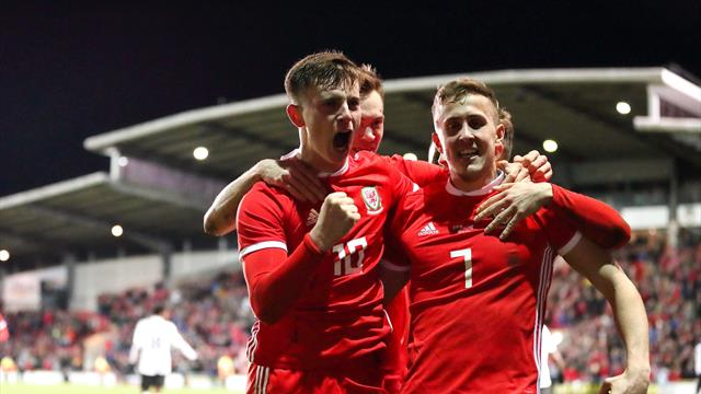 Last-gasp Woodburn wins it for Wales