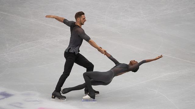 Un patineur artistique soupçonné d'avoir envoyé des photos obscènes à une mineure