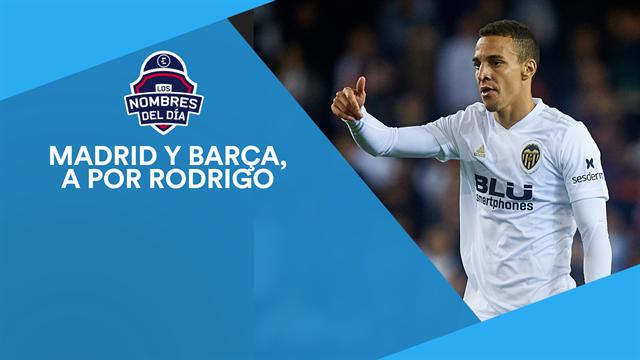 Ceballos, Rodrigo, Mbappé-Neymar, Cristiano y la Euro 2020, los nombres del día