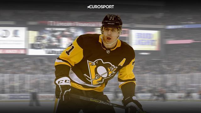 Сотрясение, порванные кресты, плечо. Все травмы Малкина в НХЛ