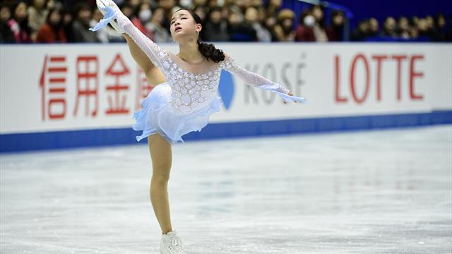 Eiskunstlauf-WM: ISU untersucht Kollision beim Training