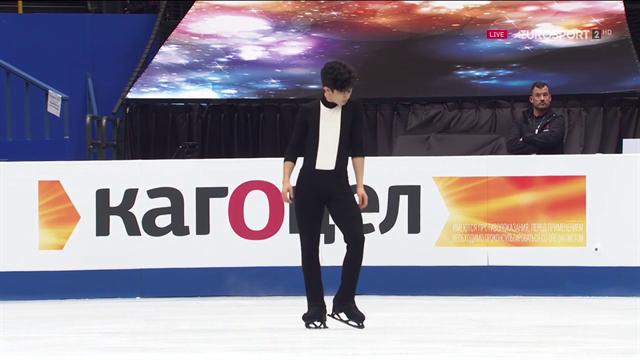 Mundiales Patinaje Saitama: Nathan Chen lo borda en el programa corto; Hanyu solo puede ser tercero