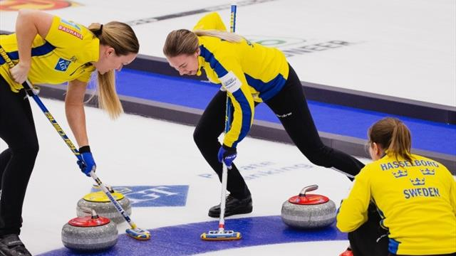 Late Swedish comeback to see off Scots, secures semi-final place