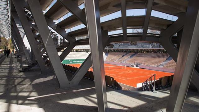Roland Garros inaugura su nueva pista, la tercera más grande del complejo