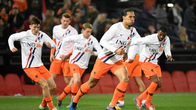 13 hours ago Liverpool star van Dijk disappointed with Holland display