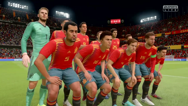 Clasificación a la Eurocopa Virtual: España-Noruega