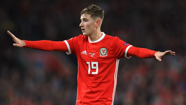 David Brooks crowned Welsh footballer of the year