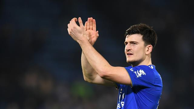 Paper Round: United to swoop for £65m Maguire, Chelsea consider Lampard and Nuno