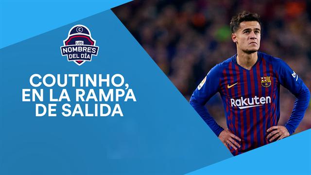 Coutinho, Kanté, Bale, Tagliafico y Ander Herrera, los nombres del día