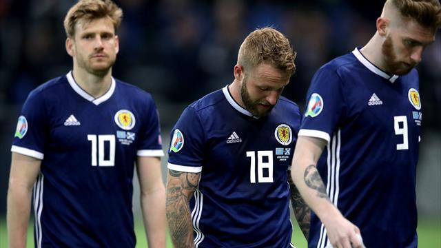 Scotland must 'make statement' after Kazakhstan defeat
