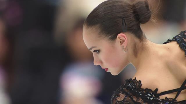 WK Saitama | Zagitova verovert met groot machtsvertoon goud