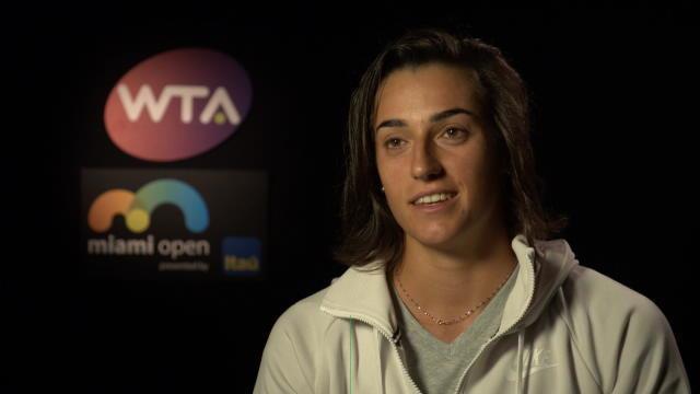 Tennis: Garcia retrouve confiance à Miami, Osaka chute encore - Autres