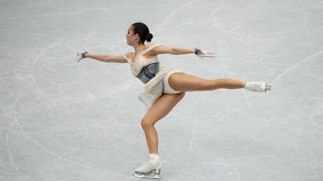 WM-Gold an Olympiasiegerin Sagitowa - Schott wird 16.